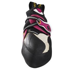 La Sportiva Solution - Pies de gato Mujer - rosa/negro